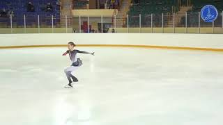 Daria Sadkova 2021 Russian Youth Championships SP Дарья Садкова 2021 Короткая Программа