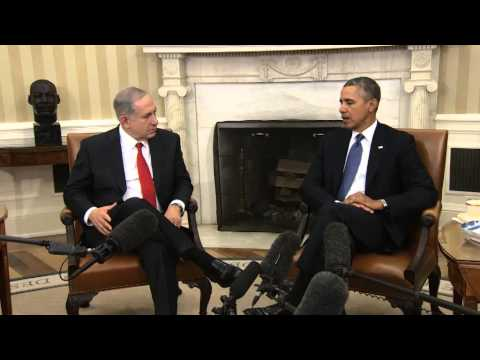 Remarks by PM Netanyahu and President Obama before Bilateral Meeting