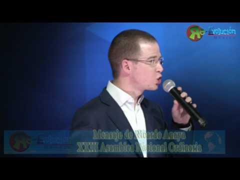 Mensaje de Ricardo Anaya en la XXIII Asamblea Nacional Ordinaria