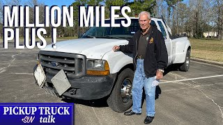Million Mile Ford Super Duty Is Still Racking Up Miles! Owner's Story
