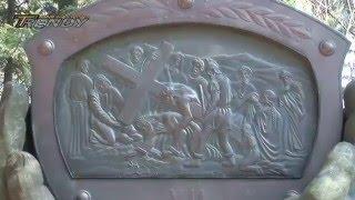 Wielki Piątek w Sanktuarium na Liwoczu