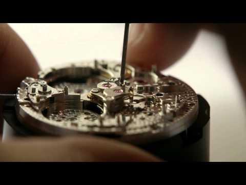Patek Philippe Quá trình sản xuất chiếc đồng hồ 533 tỷ VNĐ