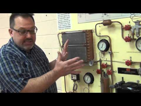 Edison H.S.  -  HVACR Course Overview  January 22nd, 2016