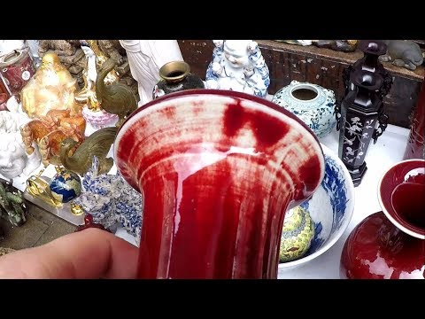 REAL Or FAKE? Chinese Pottery In Hong Kong