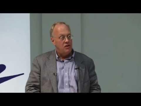 CHRIS HEDGES - THE CORPORATE STATE & POWER ELITE