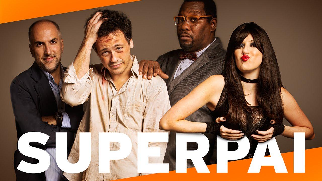 Resultado de imagem para Superpai Netflix