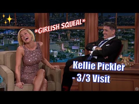 Kellie Pickler - Good God! She Is Wearing That Dress - 3/3 Visits In Chronological Order [720-1080p]