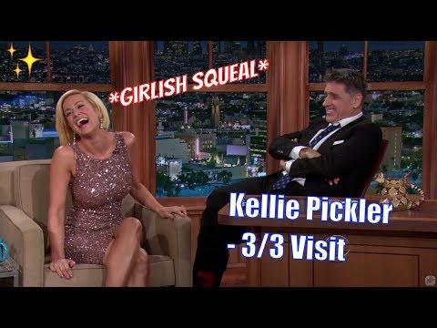 Kellie Pickler - Good God! She Is Wearing That Dress - 3/3 Visits In Chronological Order [720-1080p]