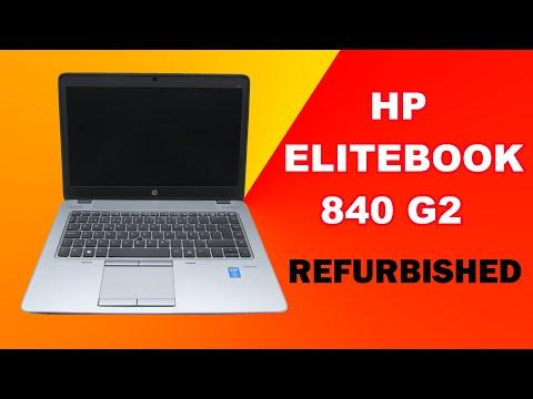 HP EliteBook 840 G2 Unboxing A class Refurbished