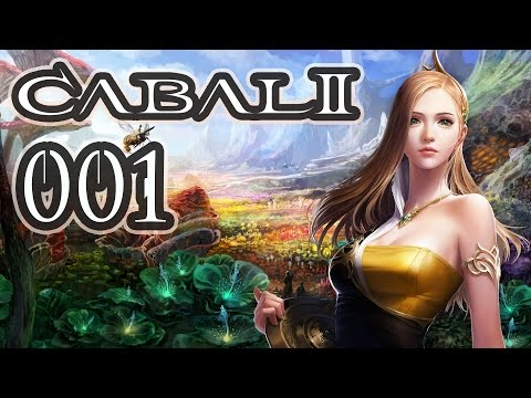 Cabal 2 #001: Neues MMORPG 2015 • Cabal 2 Gameplay German