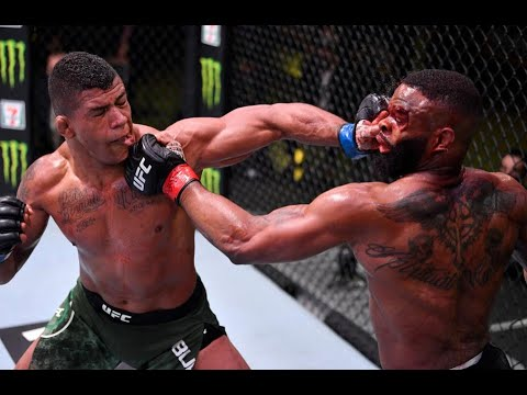 "Gilbert ""Durinho"" Burns Contender-Career Highlights"