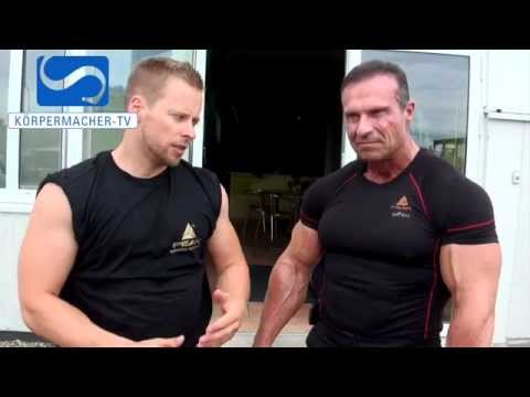 Thomas Scheu Personal Training 2014 Bodybuilding
