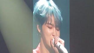 200118 김재중 콘서트 지켜줄게 뮤지컬, 트롯트 버전 #ジェジュン #kimjaejoong
