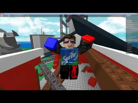 Billy Pullman Plays Roblox Natural Disaster Survival