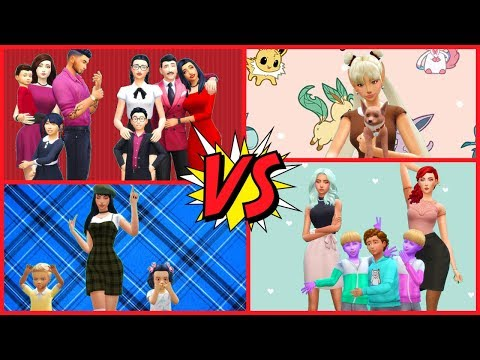 DANCE BATTLE!    100 Subscribers Special 💖    The Sims 4