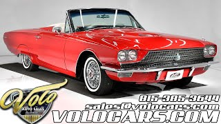 1966 Ford Thunderbird for sale…