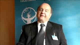 Hernando de Soto, Institute for Liberty and democracy interviews at Zermatt Summit 2011