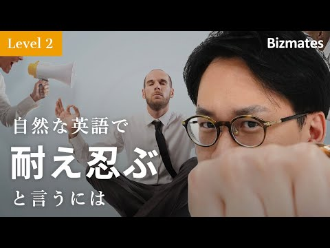 "Bizmates初級ビジネス英会話 Point 235 ""roll with the punches"""