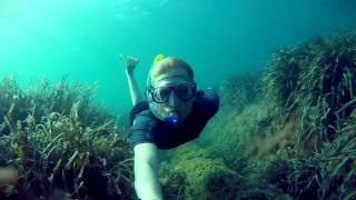 Water Adventures | Scuba diving and snorkeling! | Mallorca 2015