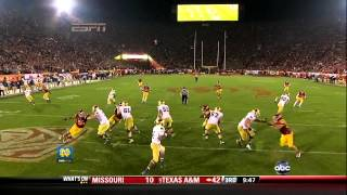 Notre Dame 22, USC 13 - Notre Dame Football