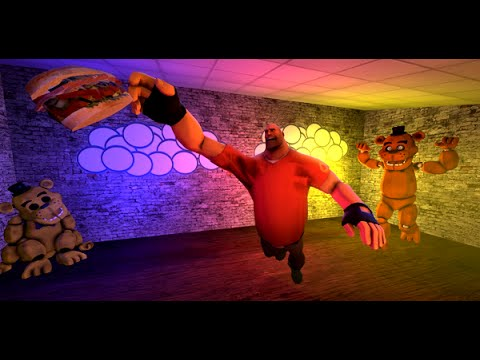 Soldier the nightwatcher five nights at freddy s sfm funnycat tv