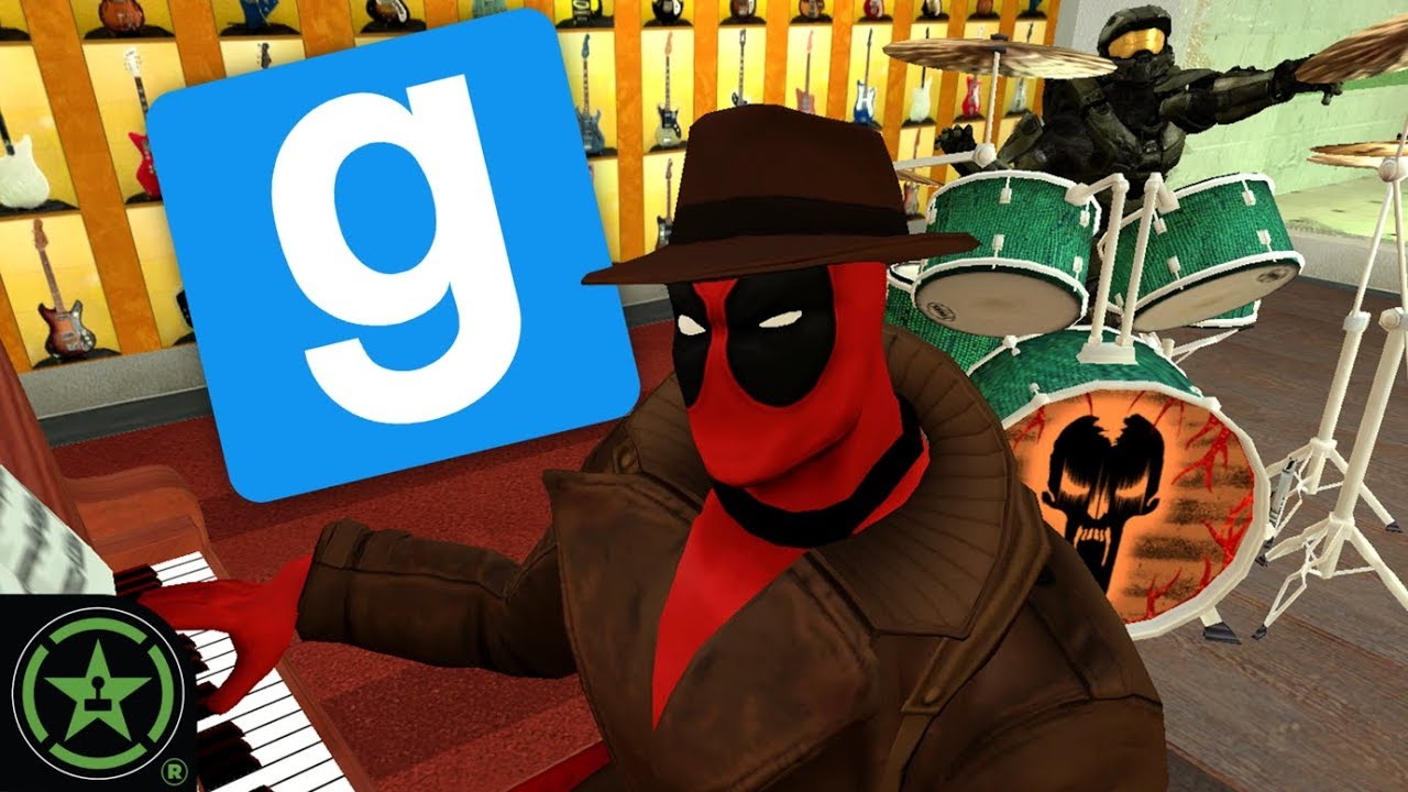 We Start a Band! - Gmod TTT | Let's Play