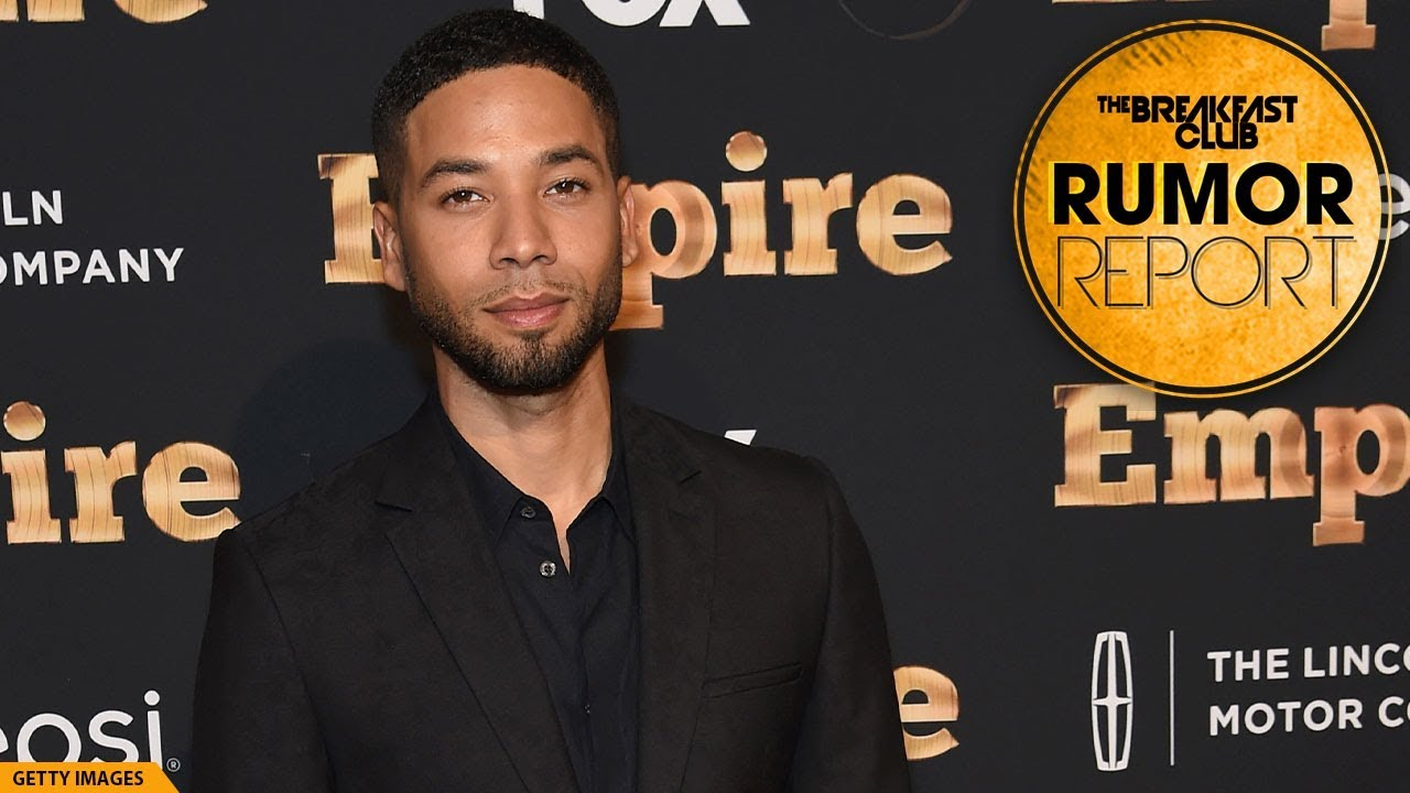 Download We Find Out How Jussie Smollett Is Written Off 'Empire'