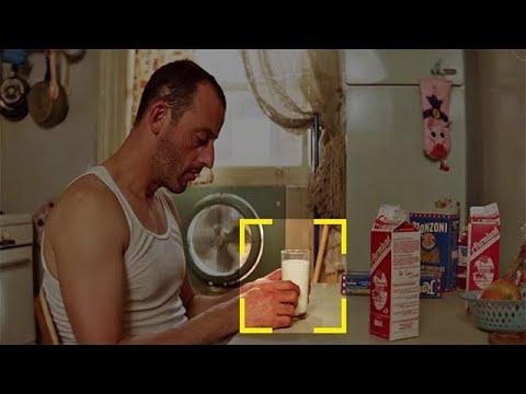 إذا رأيت بطل الفيلم يشرب الحليب فاعلم أن المخرج يعطيك تلميحاً قوياً عن شخصيته