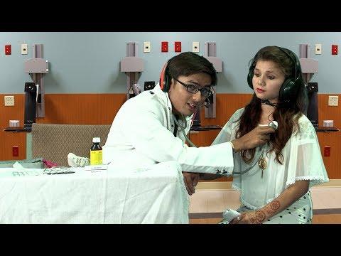 डॉक्टर साब हिला हिला के स्तेमाल करे - कॉमेडी - लडकियाँ न देखे - M S Hashmi, आशु मुश्ताक -9451259786