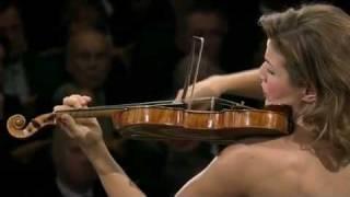 Anne Sophie Mutter - J. S. Bach Sarabande
