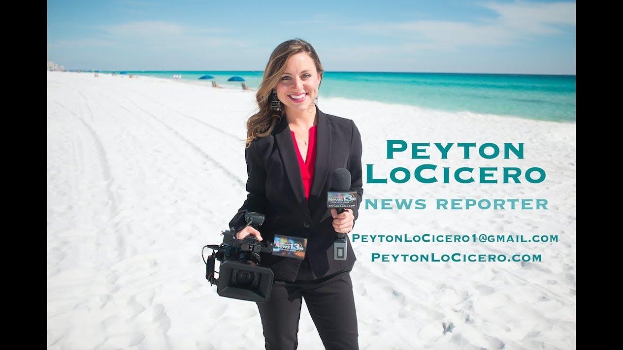 Peyton LoCicero News Reporter Reel 2019