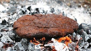 An out of the ordinary Campfire Cooked Steak...!