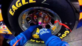 Rear Tire Changer Helmet Camera