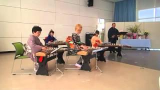 津軽のわらべ唄 いわね楽器教室 お琴発表会 宇和島市愛媛県 2015年...
