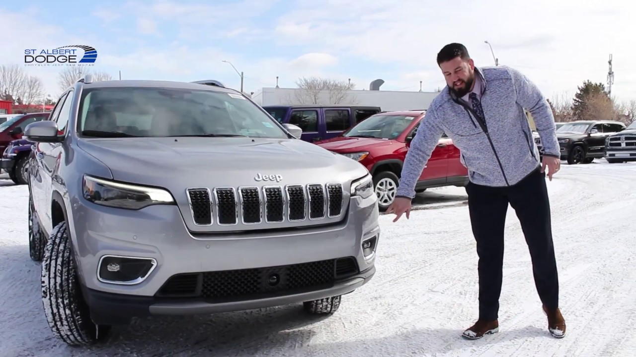 2019 Jeep Cherokee Mid Size Suv Review