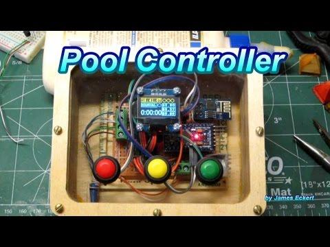 DIY Pool Controller