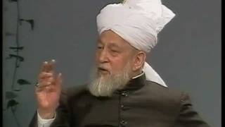 Rencontre Avec Les Francophones 24 novembre 1997 Question Réponse Islam Ahmadiyya