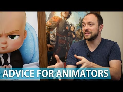 Tips for Getting into the Animation Industry - Supervising Animator Ben Willis