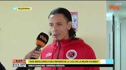 Liga BetPlay | Cúcuta tiene el objetivo de meterse en los 4 primeros:  Diego Sánchez