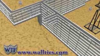 Basement construction using Concrete Forms Animation.flv