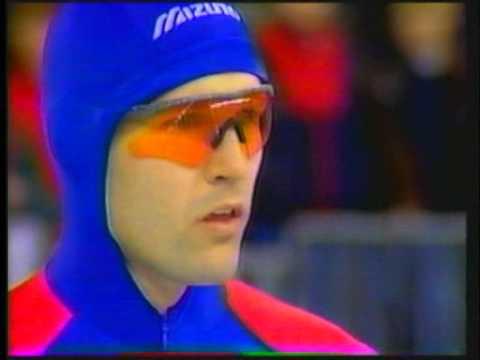 1994 Winter Olympics (Lillehammer, Norway) Long Track Speedskating Men