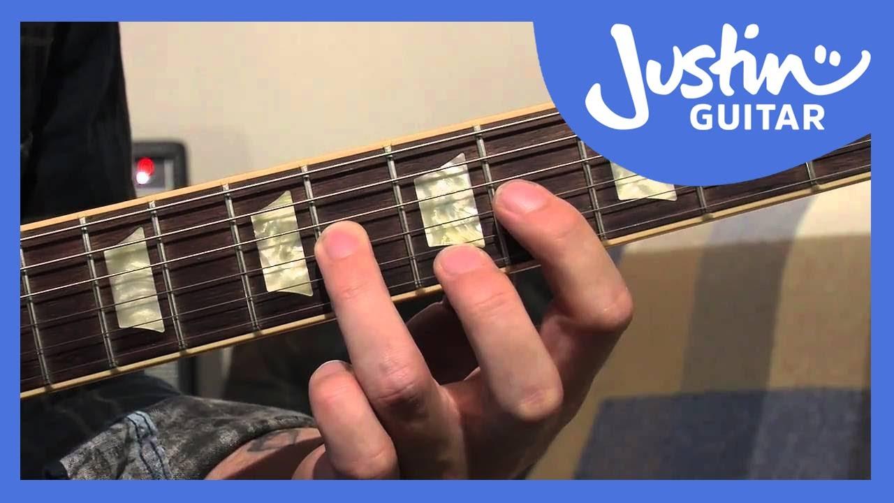 Triad Chord Grips Justinguitar