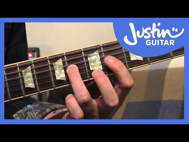 Triad Chord Grips | JustinGuitar.com