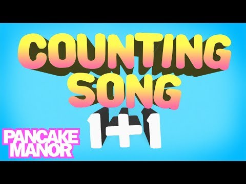 Counting Song  Addition Song for Kids  Pancake Manor