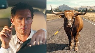 New Matthew McConaughey Ads Are SO Weird! | What's Trending Now