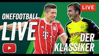 Der Klassiker Live Vorschau! Bayern München gegen Borussia Dortmund