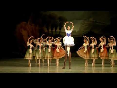 'Giselle', Mariinsky Ballet   Tereshkina, Parish