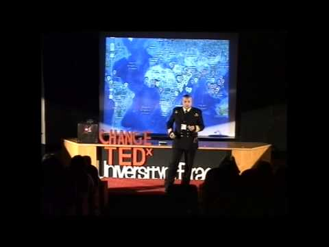 Living the other side of life: Dimitrios Dalaklis at TEDxUniversityofPiraeus