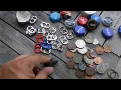 Metal Detecting Panama City Beach: Go Carts, Goofy Golf, & Pile of Stuff!