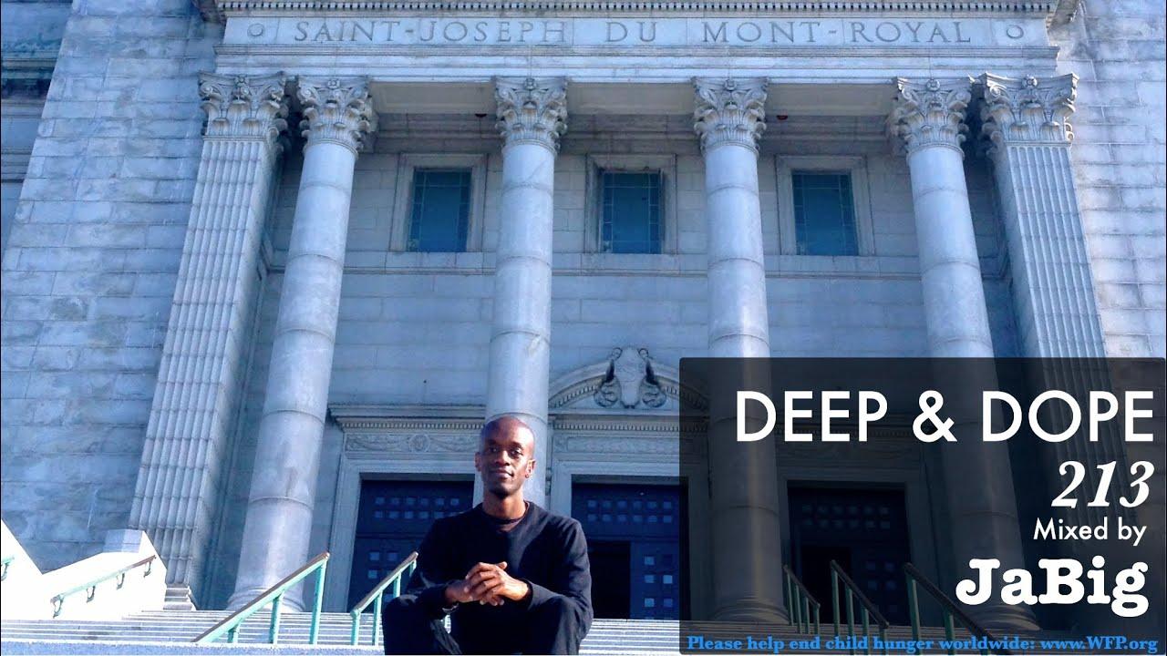 Download House Music Mix by DJ JaBig - 2013 DEEP & DOPE 213